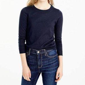 JCrew Tippi merino sweater